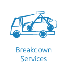 WINI Technologies Solutions for Breakdown Services
