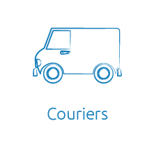 WINI Technologies Solutions for Couriers