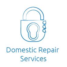 Domestic Repair Services – Locksmiths, appliance repair.